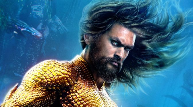 Aquaman | The Character Posters Emerge From the Depths!