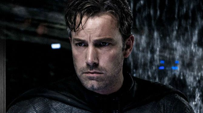 Ben Affleck's Rejected Batman Script Saw the Dark Knight Incarcerated in Arkham Asylum!