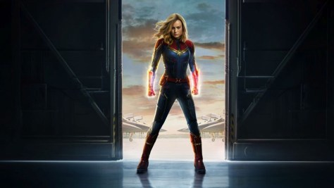 The Secrecy Surrounding Captain Marvel Hints at the Film's Greatness