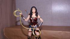 FOTF Mafex Medicom Wonder Woman Review 17