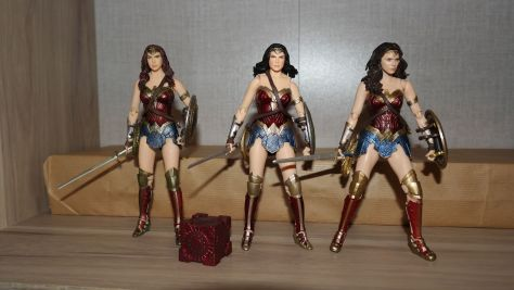 Justice League Review | Wonder Woman MAFEX (Medicom Toys)
