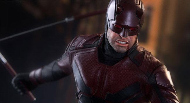 Marvel Issues Statement Regarding Daredevil's Cancellation