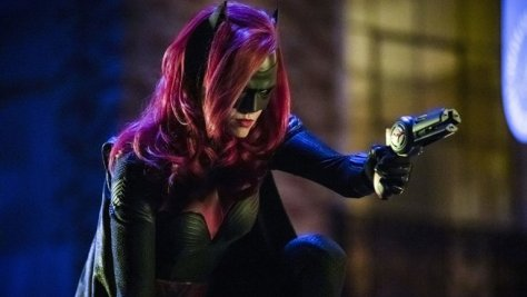 """The Batwoman 