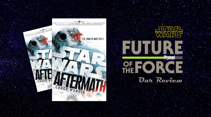 Book Review | Star Wars: Aftermath
