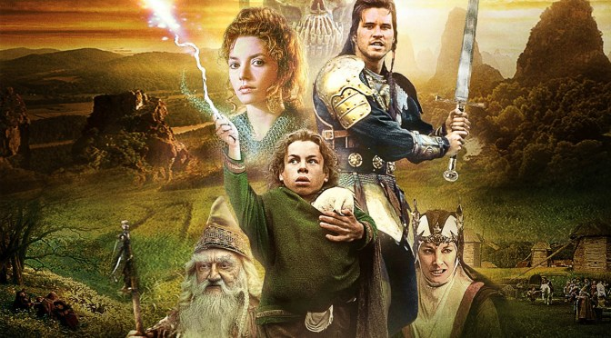 Blu-Ray | Ron Howard's Willow Returns on Blu-Ray and Digital 29th January 2019