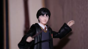 FOTF S.H Figuarts Harry Potter Review 15
