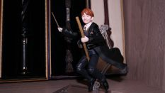 FOTF S.H Figuarts Harry Potter Ron Weasley Review 10