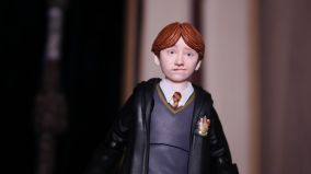 FOTF S.H Figuarts Harry Potter Ron Weasley Review 18