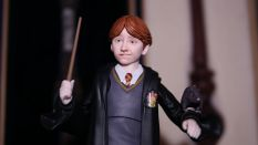 FOTF S.H Figuarts Harry Potter Ron Weasley Review 8