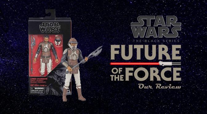 Black Series Review: Lando Calrissian (Skiff Guard) | Star Wars: Return Of The Jedi