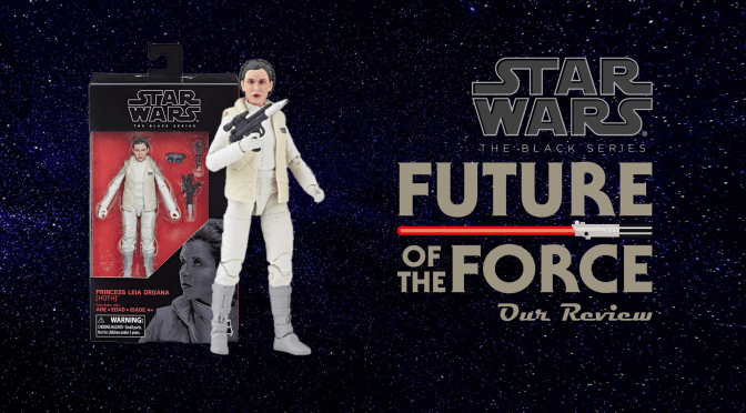 Black Series Review: Leia (Hoth)   Star Wars: Empire Strikes Back