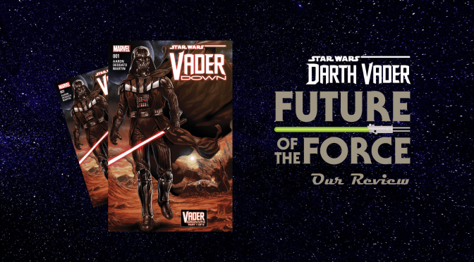Comic Review | Star Wars: Vader Down