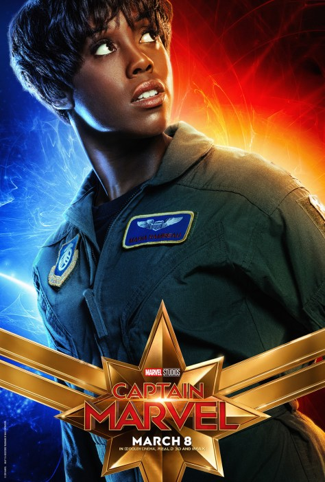 lashana lynch as maria rambeau