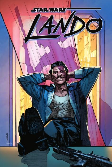 Comic Review | Star Wars: Lando