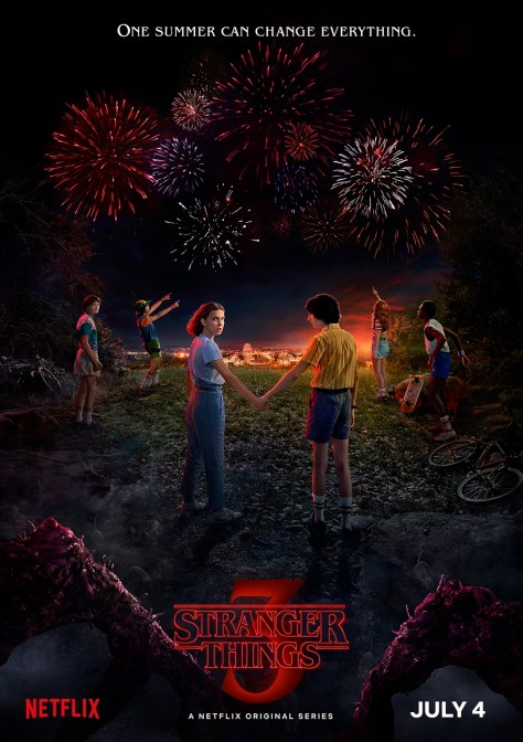 Stranger Things 3 | New Poster Confirms Release Date!