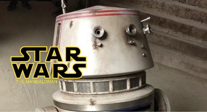 The Mandalorian | The Return of R5-D4?