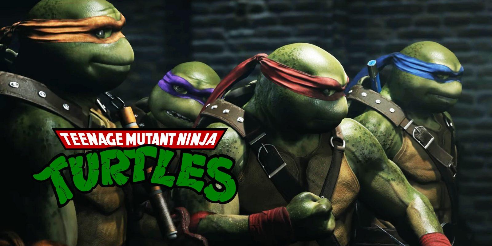 Teenage Mutant Ninja Turtles Lights