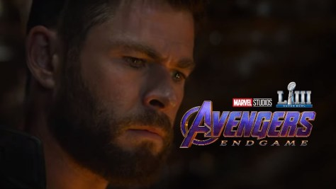 Avengers Endgame | The Super Bowl Trailer Touches Down