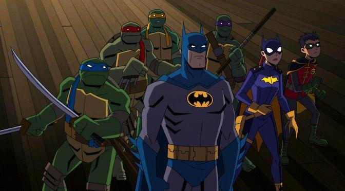 Batman Vs. The Teenage Mutant Ninja Turtles Animated Movie Announced