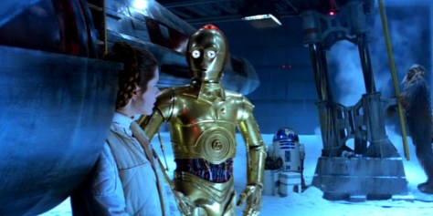 Top Five:   Star Wars: The Empire Strikes Back