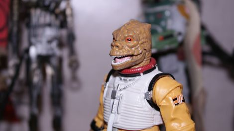 Black Series Archive Bossk Review 7