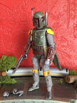 Mafex Review | Boba Fett (Star Wars: Return of the Jedi)