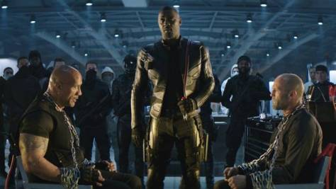 Hobbs & Shaw chained