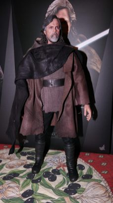 Hot Toys Luke Skywalker Review 21