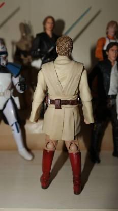 S.H Figuarts Obi-Wan Kenobi Review 2