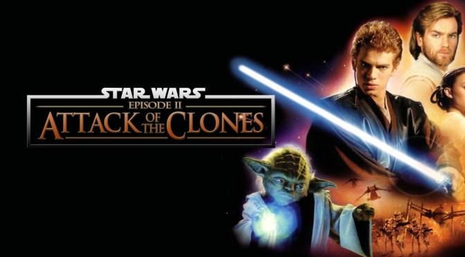 Top Five: | Star Wars Episode II: Attack of the Clones