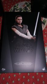 Star Wars Hot Toys Rey (Jedi Training) Review