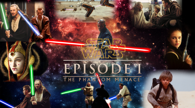 Top Five | Star Wars Episode I: The Phantom Menace