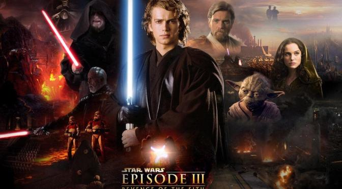 Top Five Star Wars Revenge Of The Sith Future Of The Force