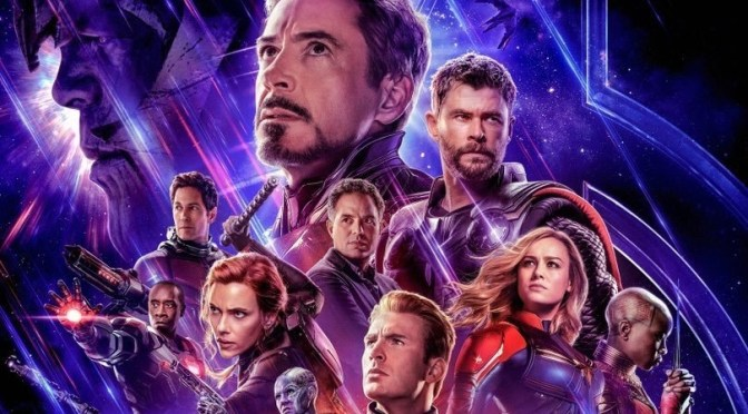 The Avengers Will do Wahtever it Takes in the New Trailer for Avengers Endgame