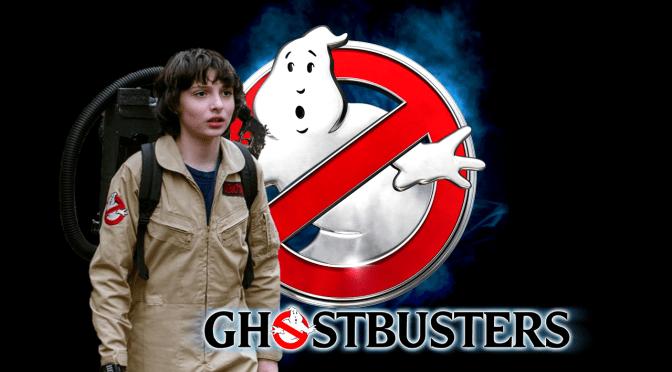 Ghostbusters III | Jason Reitman Casts Stranger Things' Finn Wolfhard