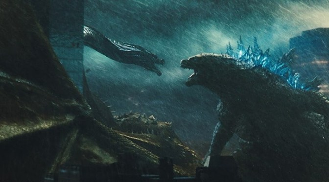 Godzilla Battles King Ghidorah in the Latest Images From King of the Monsters