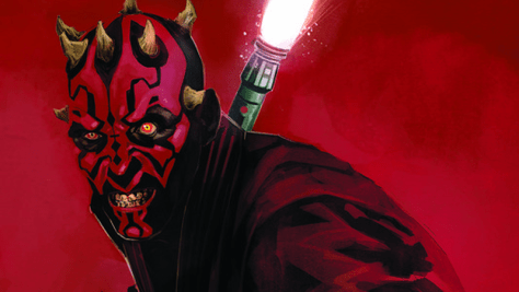 Comic Review   Star Wars: Darth Maul