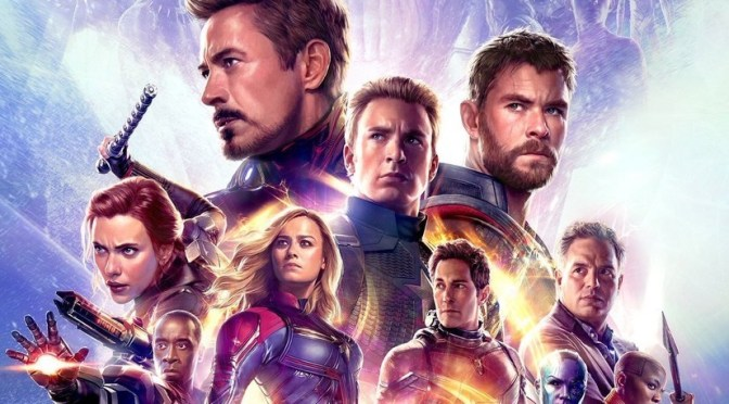 Avengers Endgame | New IMAX, RealD & Dolby Posters Unveiled