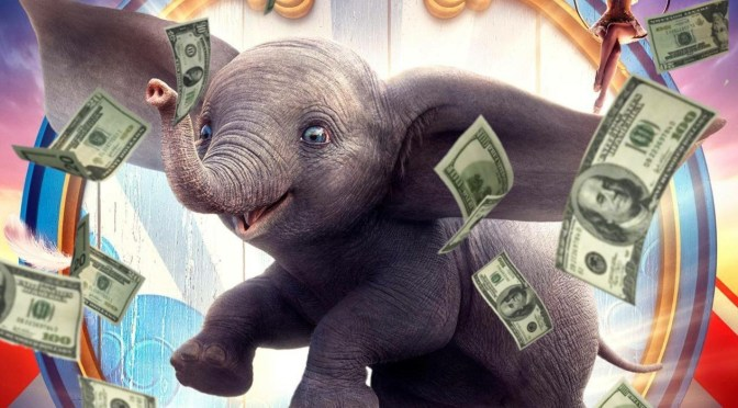 Box Office Report | Dumbo Flies Into Top Spot