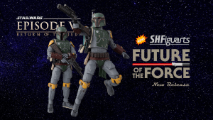S.H Figuarts News | Star Wars: Return Of The Jedi Boba Fett Revealed