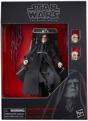 First Look   Star Wars The Black Series Deluxe Emperor Palpatine Revealed