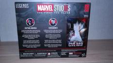 Marvel Legends Review | Captain America & Crossbones (Captain America: Civil War)