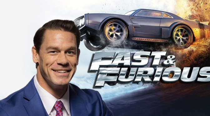 Fast & Furious | If You Smell What…CENA? Is Cooking?