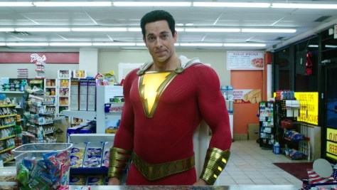 Shazam! | Just Say The Word!