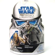 Star Wars Legacy Collection Build-A-Droid Grievous