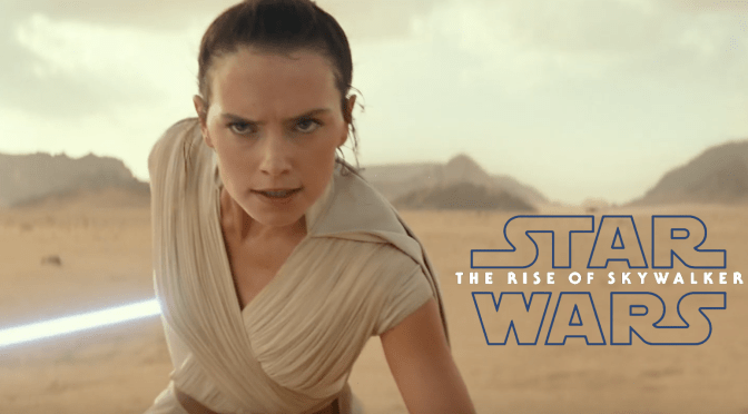 The Rise Of Skywalker....And THAT shocking reveal!