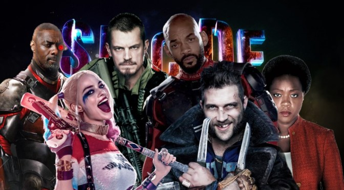 James Gunn Reveals Full Cast List for The Suicide Squad