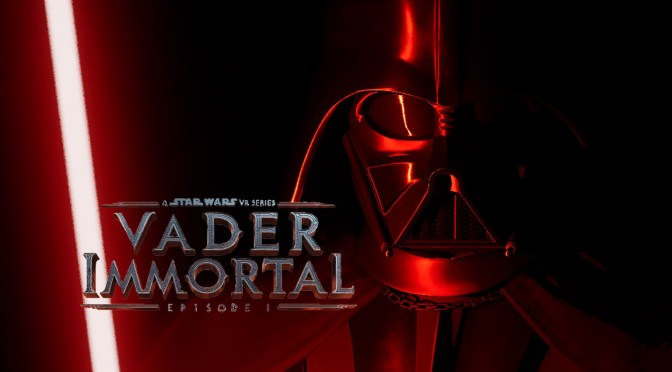 SWCC | Vader Immortal: A Star Wars VR Series (Trailer)
