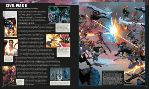 Book Review   Marvel Encyclopedia New Edition   Future of