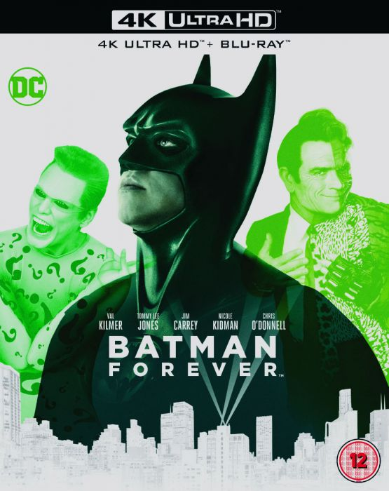 The 4K Ultra Batman Quadrilogy is Now Available To Pre-Order